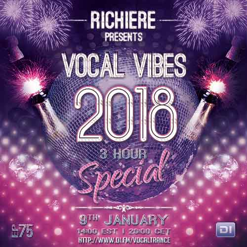 Richiere - Vocal Vibes 75 (2018 Special)