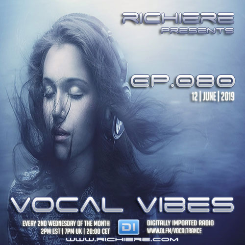 Richiere - Vocal Vibes 80