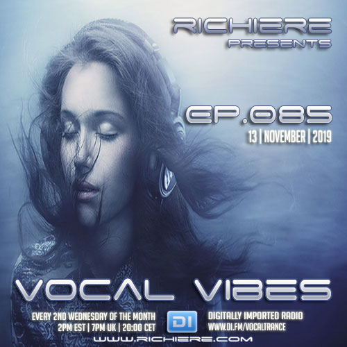 Richiere - Vocal Vibes 85